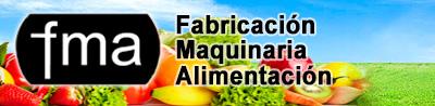 FMA – Fabricación Maquinaria Alimentación Logo